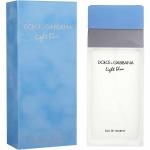 D&G Light Blue: Fright & Repulsion In Light Blue
