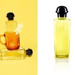 Two Colognes in the Register of Sunny: Hermès Néroli Doré  & Rhubarb Ecarlate