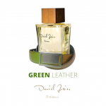 A New Fragrance by Daniel Josier: Green Leather
