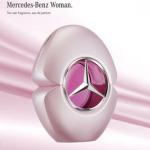 Mercedes-Benz Woman Eau de Parfum and Mercedes-Benz Woman Eau de Toilette