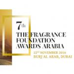 7th Fragrance Foundation Awards Arabia 2016