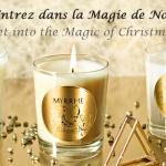 Christmas Editions by Patricia de Nicolai: Or,  Myrrhe,  Encens