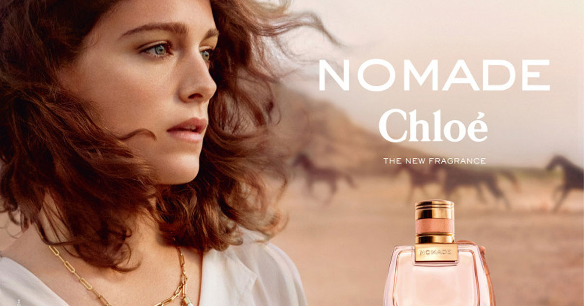 Chloé Nomade ~ New Fragrances