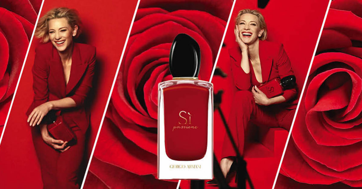 Fragrance Review Armani Si Passione 2018 Fragrance