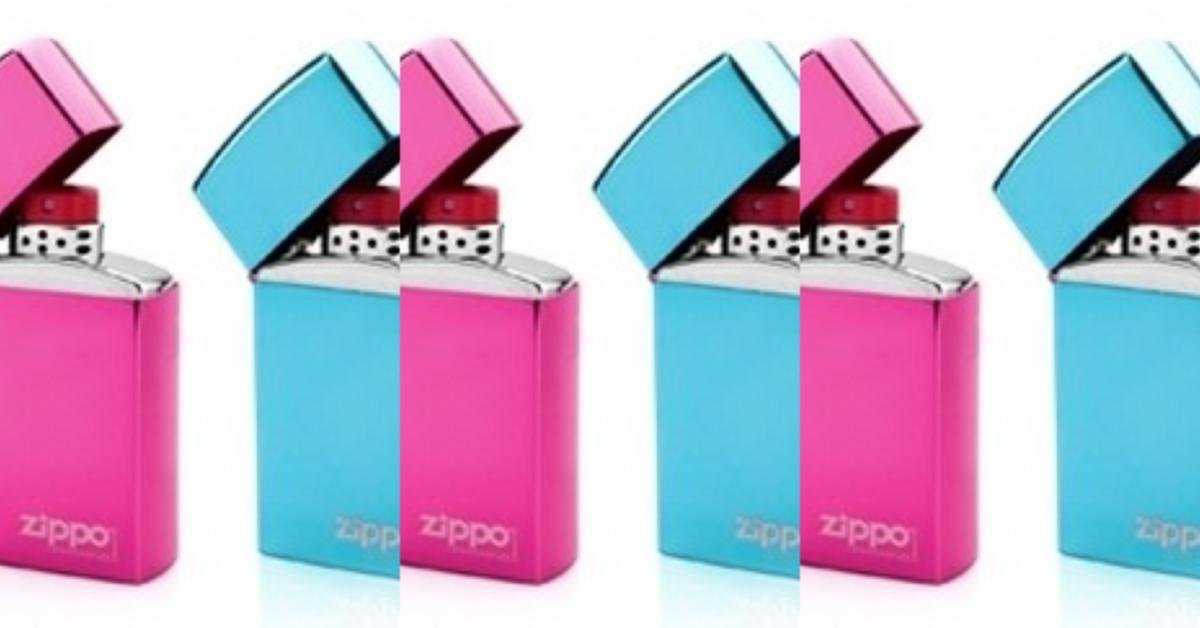 Zippo Fragrance Logo Zippo Perfume i...