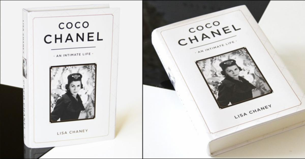 coco chanel an intimate life by lisa chaney