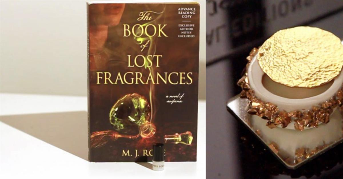 Perfume Delight Rose Perfume and the Novel:...