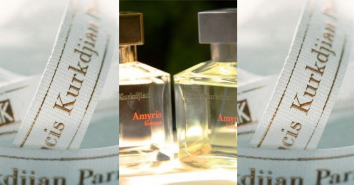 Maison francis kurkdjian paris amyris niche perfumery for Amyris homme maison francis kurkdjian