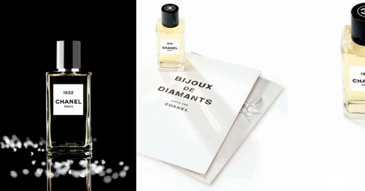 chanel 1932 perfume new fragrances