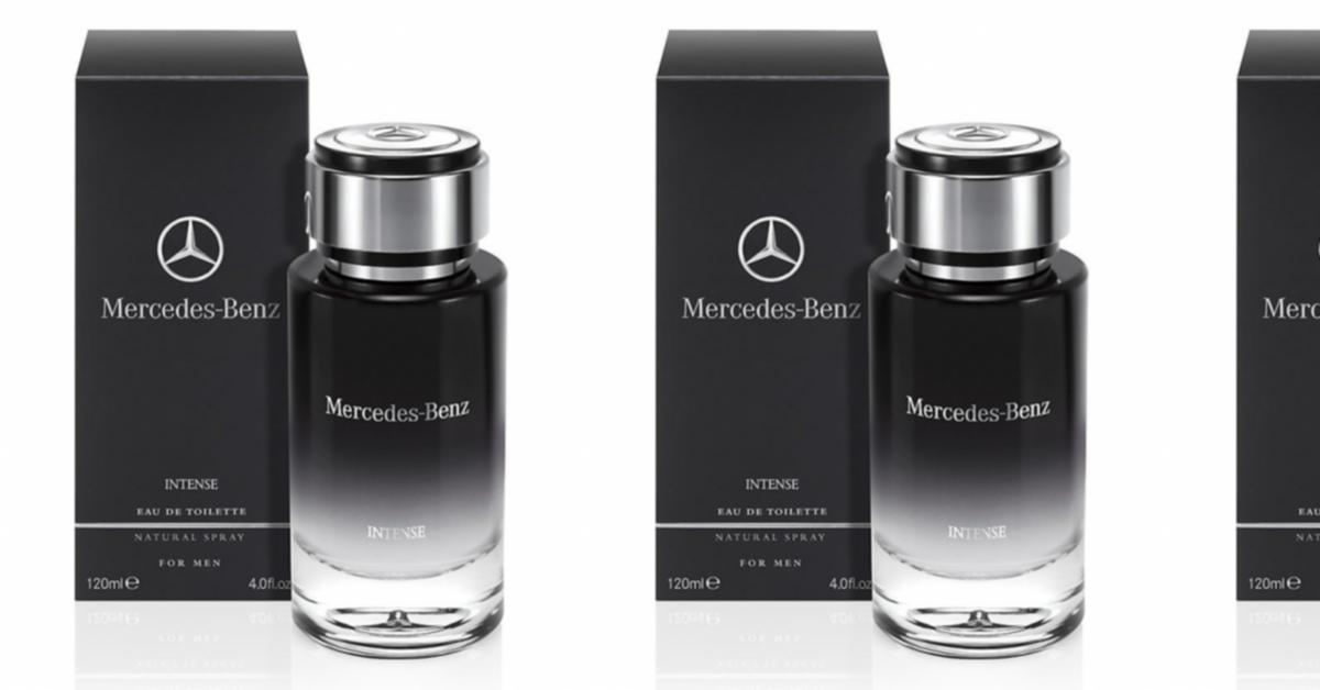Mercedes benz intense for men new fragrances for Mercedes benz intense perfume