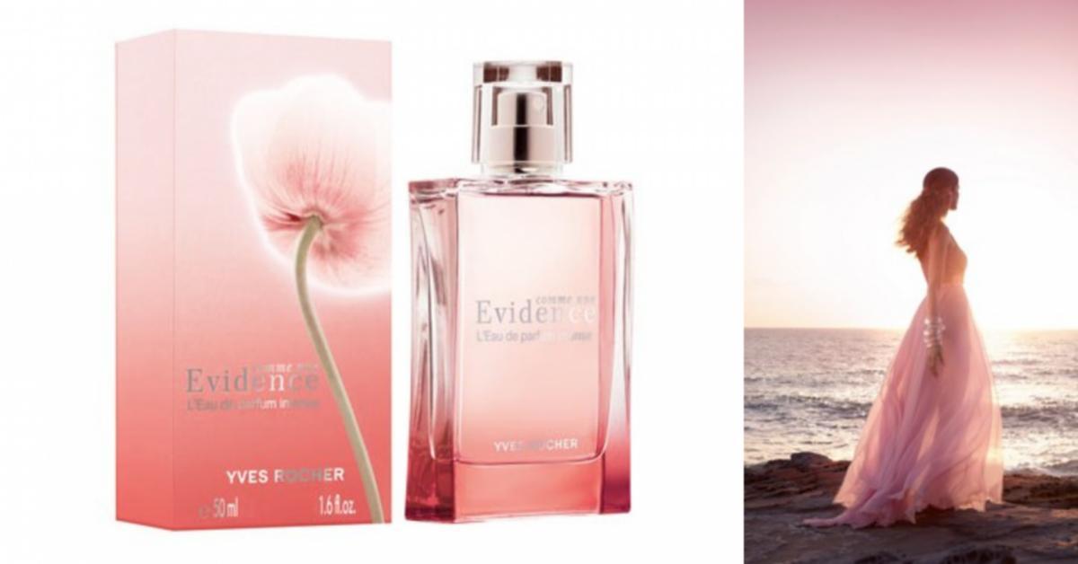 yves rocher comme une 201 vidence l eau de parfum new fragrances