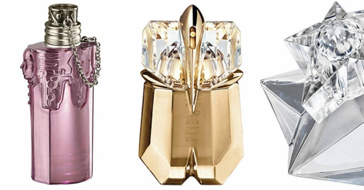 Thierry mugler les liqueurs de parfums collection new for Thierry mugler a travers le miroir