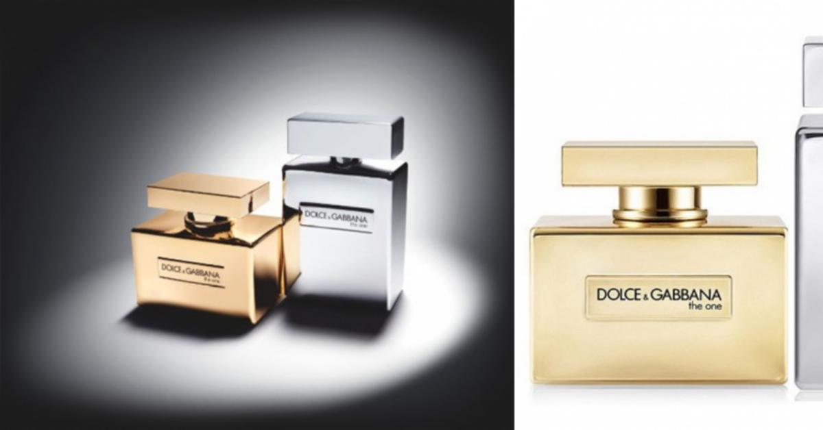 Dolce&Gabbana The One Gold and Platinum ~ New Fragrances