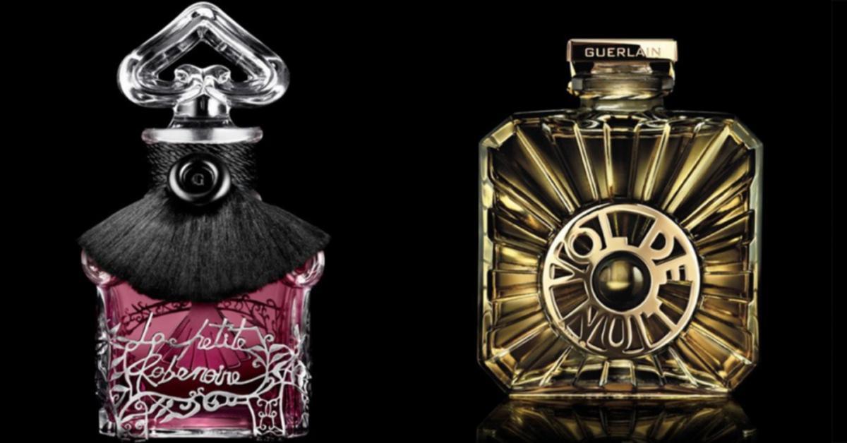 Guerlain Les Pieces d'Exception ~ New Fragrances