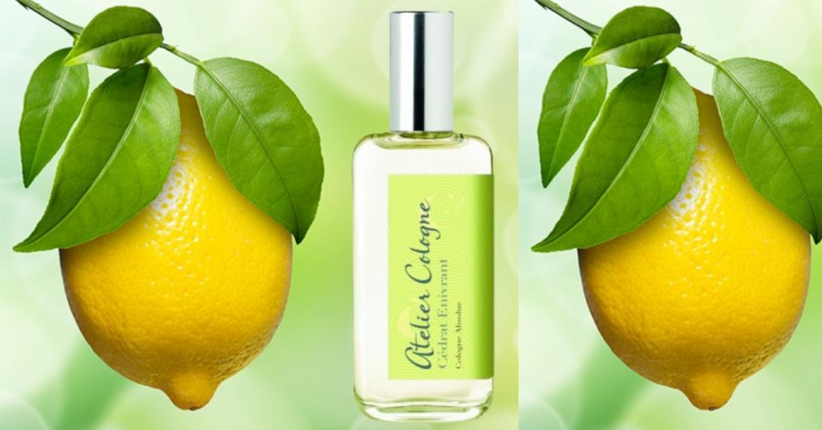 Atelier Cologne Launches Cedrat Enivrant ~ Niche Perfumery