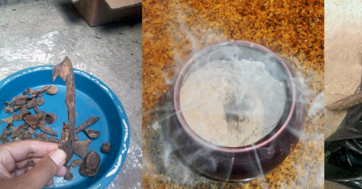 OUD SERIES: How to burn Oud Wood ~ Raw Materials