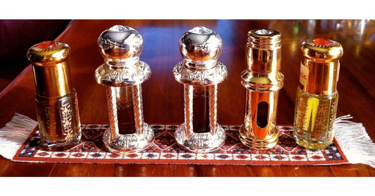 OUD SERIES: This is the Smell of Oud Oil ~ Raw Materials