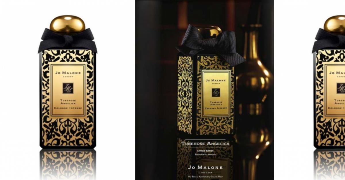 Jo Malone Cologne Intense Tuberose Angelica Limited Edition ~ New Fragrances