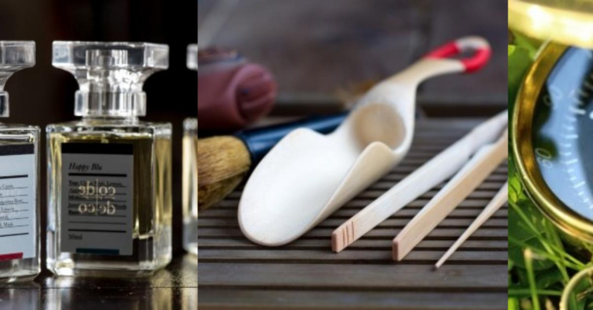 Scented snippets new fragrance review code deco white oud and malabar two from the tropics - Deco eetkamer oud ...