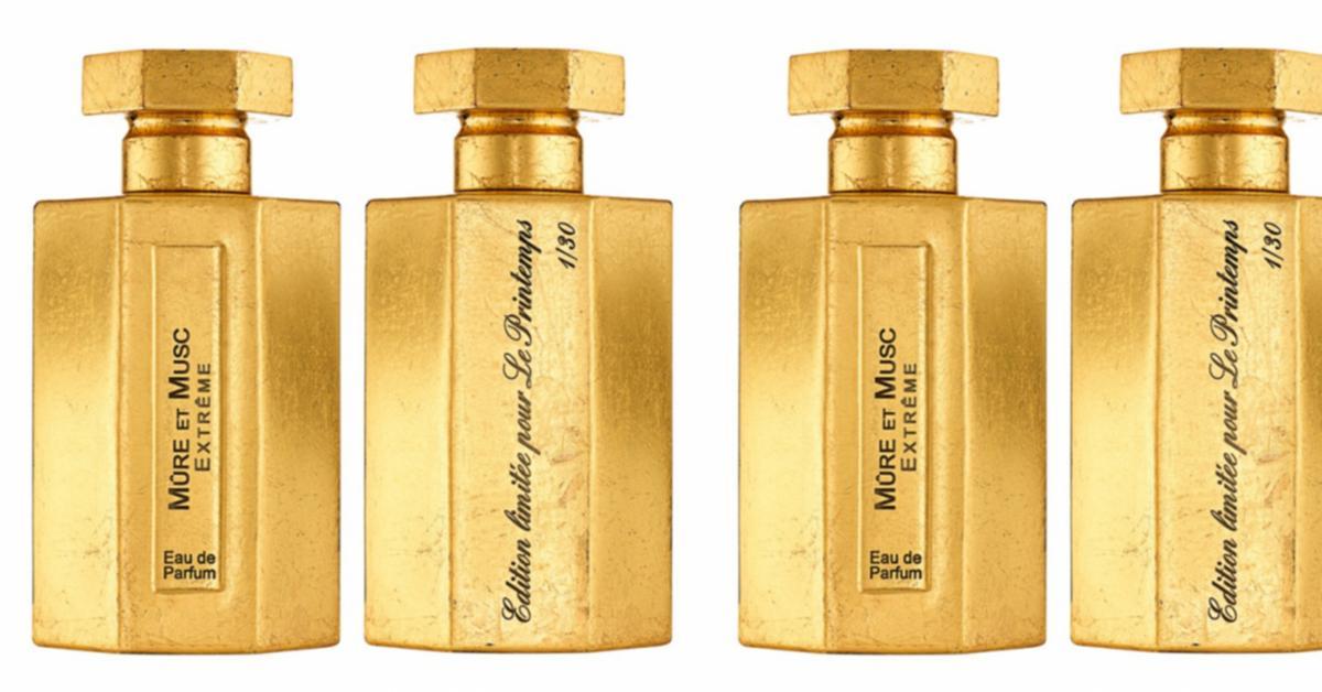 L artisan parfumeur mure et musc extreme edition limitee for Mure et musc l artisan parfumeur