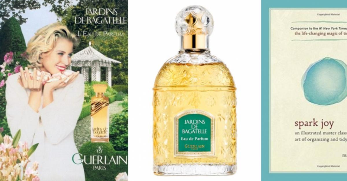 Shop Your Fragrance Wardrobe Guerlain Jardins De