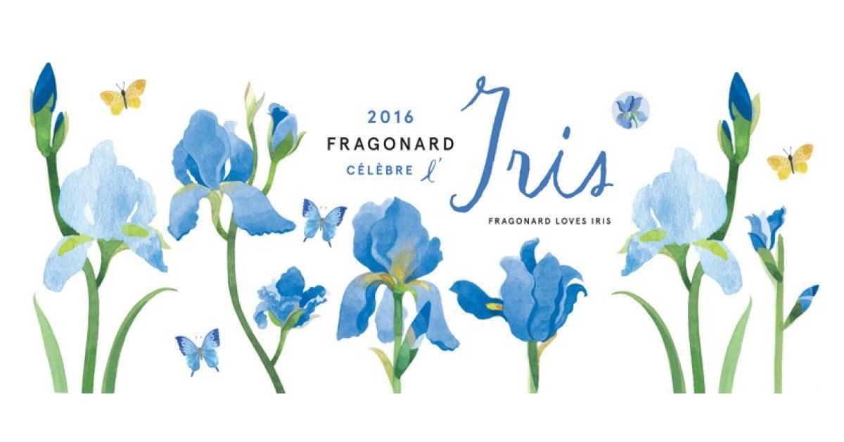 fragonard iris new fragrances. Black Bedroom Furniture Sets. Home Design Ideas