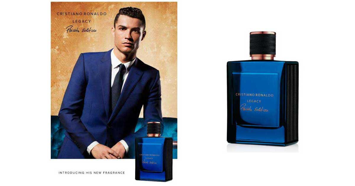 cristiano ronaldo legacy private edition new fragrances. Black Bedroom Furniture Sets. Home Design Ideas