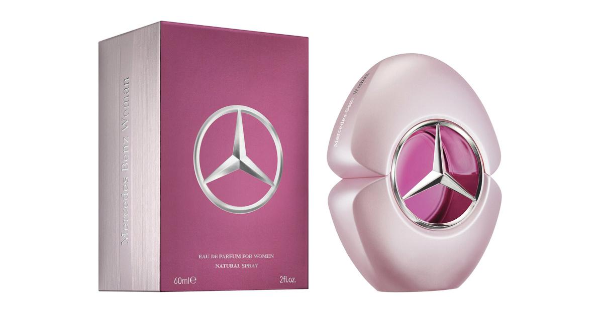mercedes benz woman eau de parfum and mercedes benz woman. Black Bedroom Furniture Sets. Home Design Ideas