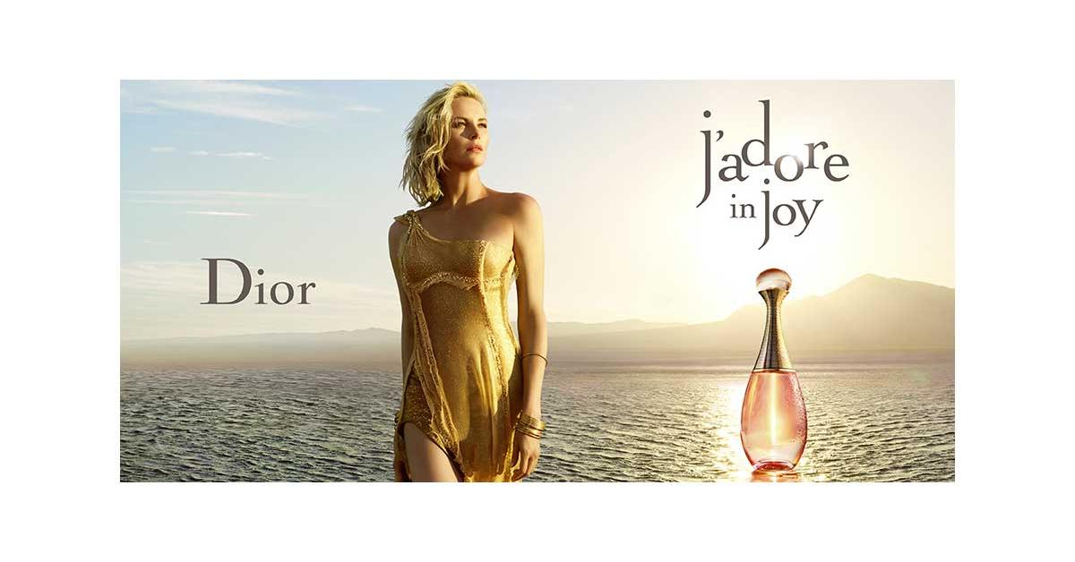 Dior J\'Adore In Joy ~ New Fragrances