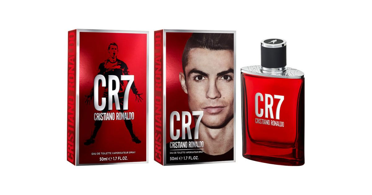 cristiano ronaldo cr7 new fragrances. Black Bedroom Furniture Sets. Home Design Ideas