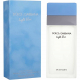 D&G Light Blue: Fright & Repulsion In Light Blue