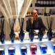 PITTI FRAGRANZE 14: Esteban Black Tonka Eau de Parfum; Room Fragrances Collection ELESSENS