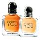 Giorgio Armani Emporio Armani Because It's You & Stronger With You