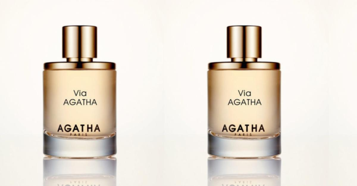 agatha pr sentiert drei neue blumige eaux de toilette. Black Bedroom Furniture Sets. Home Design Ideas