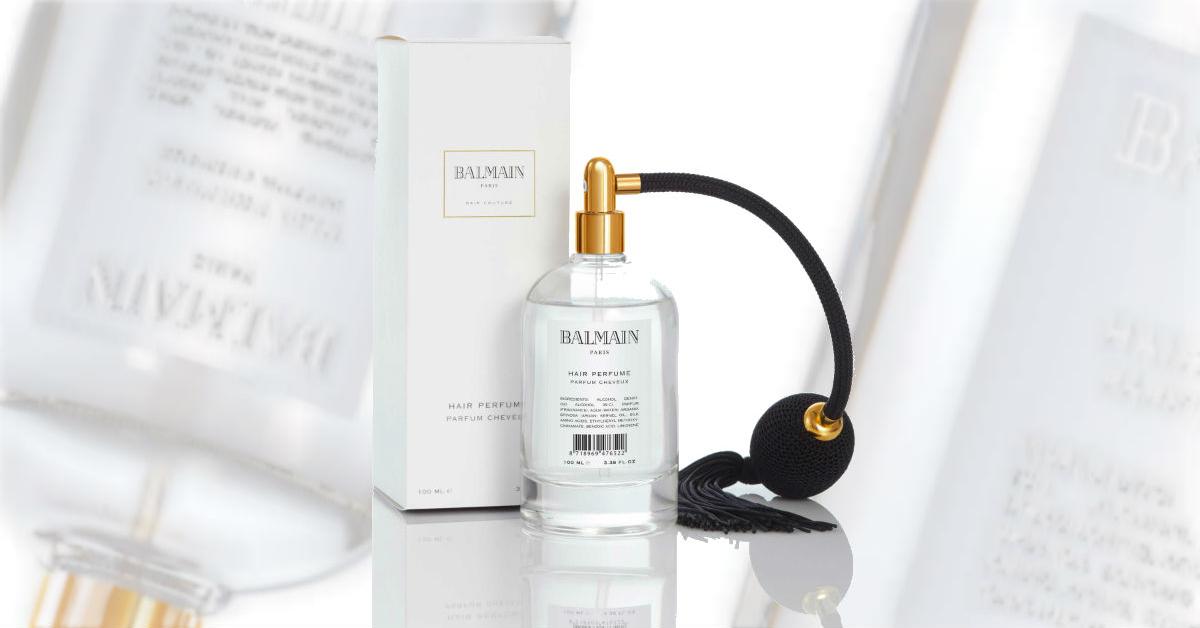 balmain hair perfume k rper und hautpflege. Black Bedroom Furniture Sets. Home Design Ideas