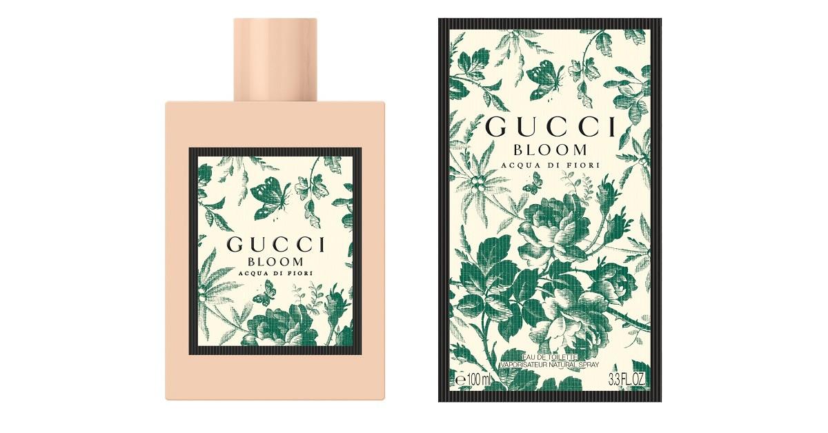 Gucci Bloom Acqua Di Fiori ~ Duftneuheiten