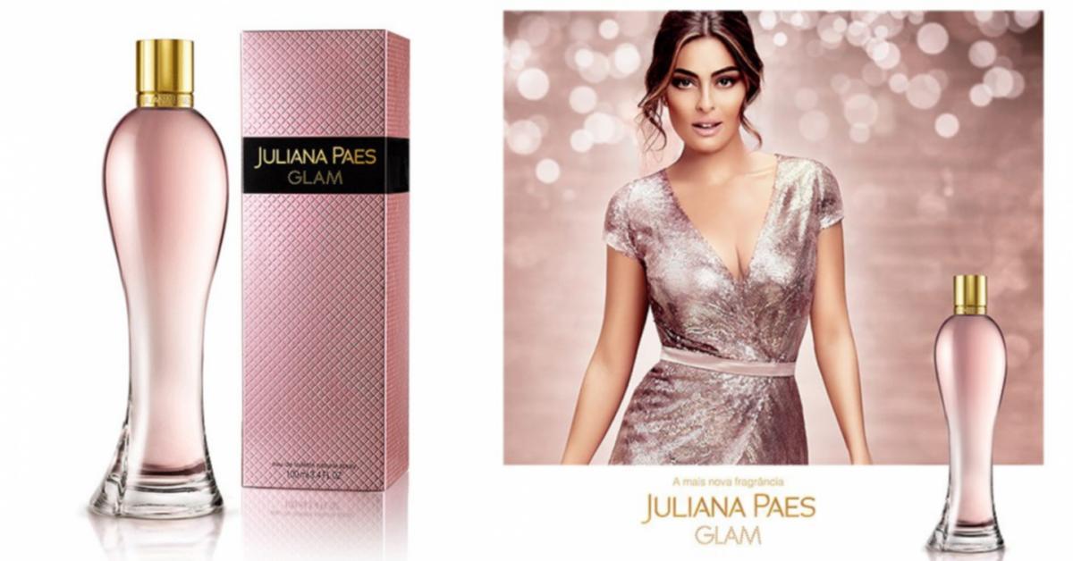 juliana paes glam nouveaux parfums. Black Bedroom Furniture Sets. Home Design Ideas