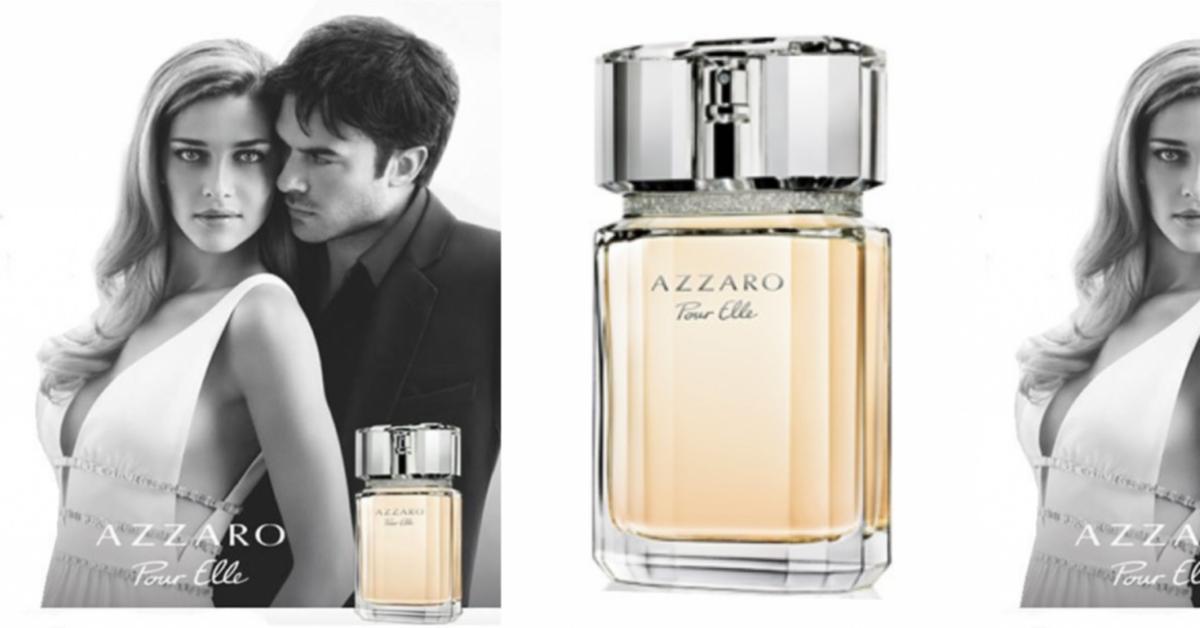azzaro pour elle nouveaux parfums. Black Bedroom Furniture Sets. Home Design Ideas
