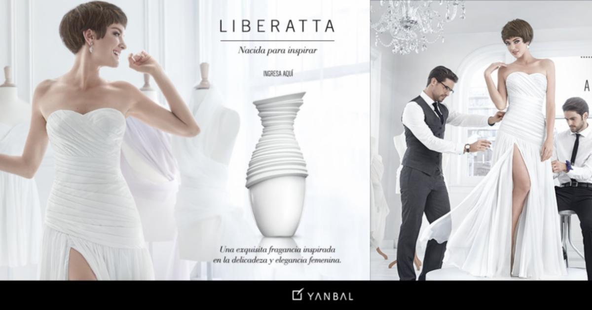 yanbal liberatta nouveaux parfums. Black Bedroom Furniture Sets. Home Design Ideas