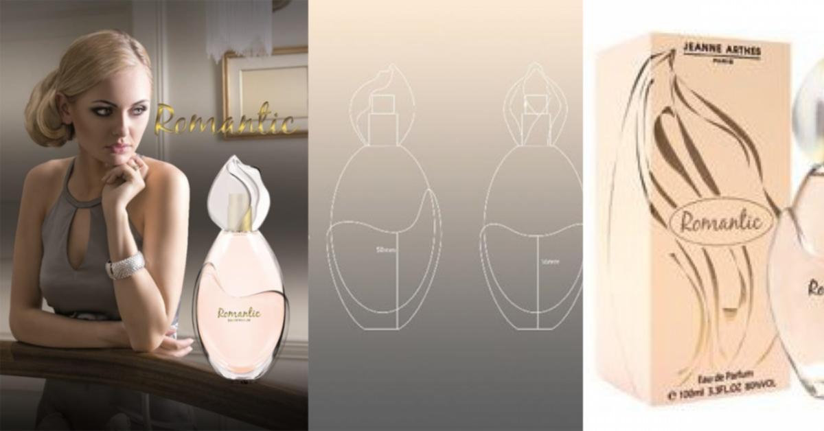 jeanne arthes romantic nouveaux parfums. Black Bedroom Furniture Sets. Home Design Ideas