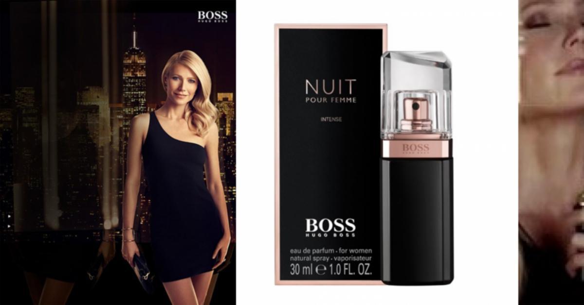 hugo boss boss nuit pour femme intense nouveaux parfums. Black Bedroom Furniture Sets. Home Design Ideas
