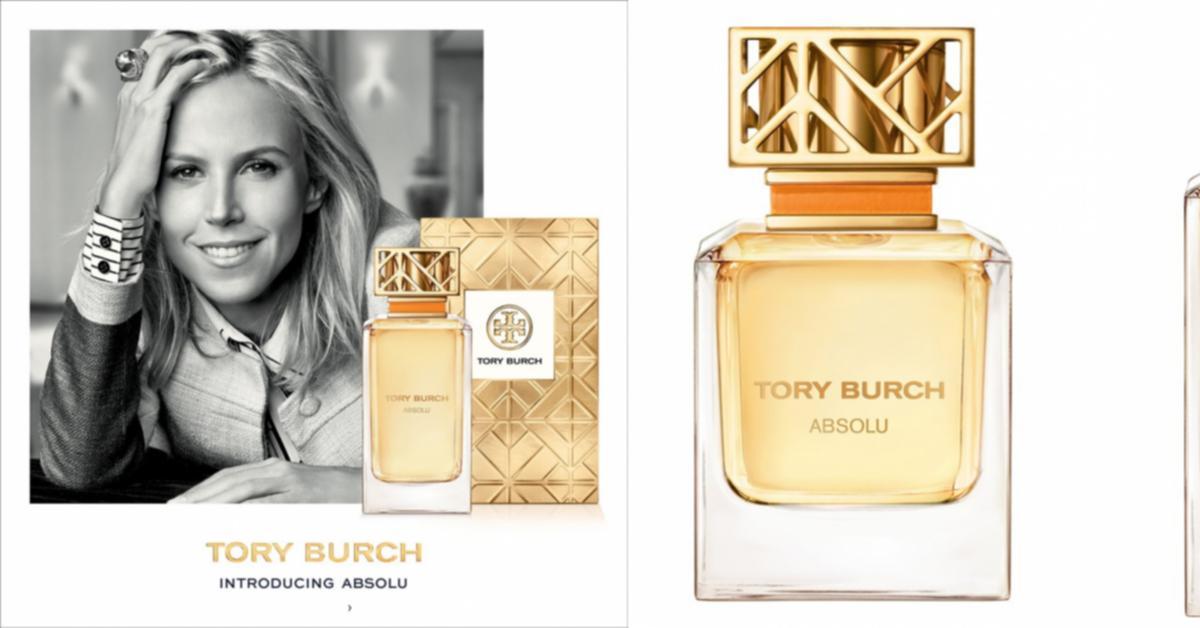 tory burch absolu nouveaux parfums. Black Bedroom Furniture Sets. Home Design Ideas
