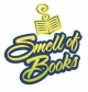 Smell of Books kolekcija: New Book Smell, Classic Musty Smell, Scent of Sensibility, Eau You Have Cats i Crunchy Bacon Scent