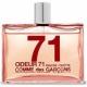 Odeur 71 Comme des Garsons ili miris za vanzemaljce