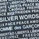 Comme des Garcons #2 Silver Words - Srebrne priče