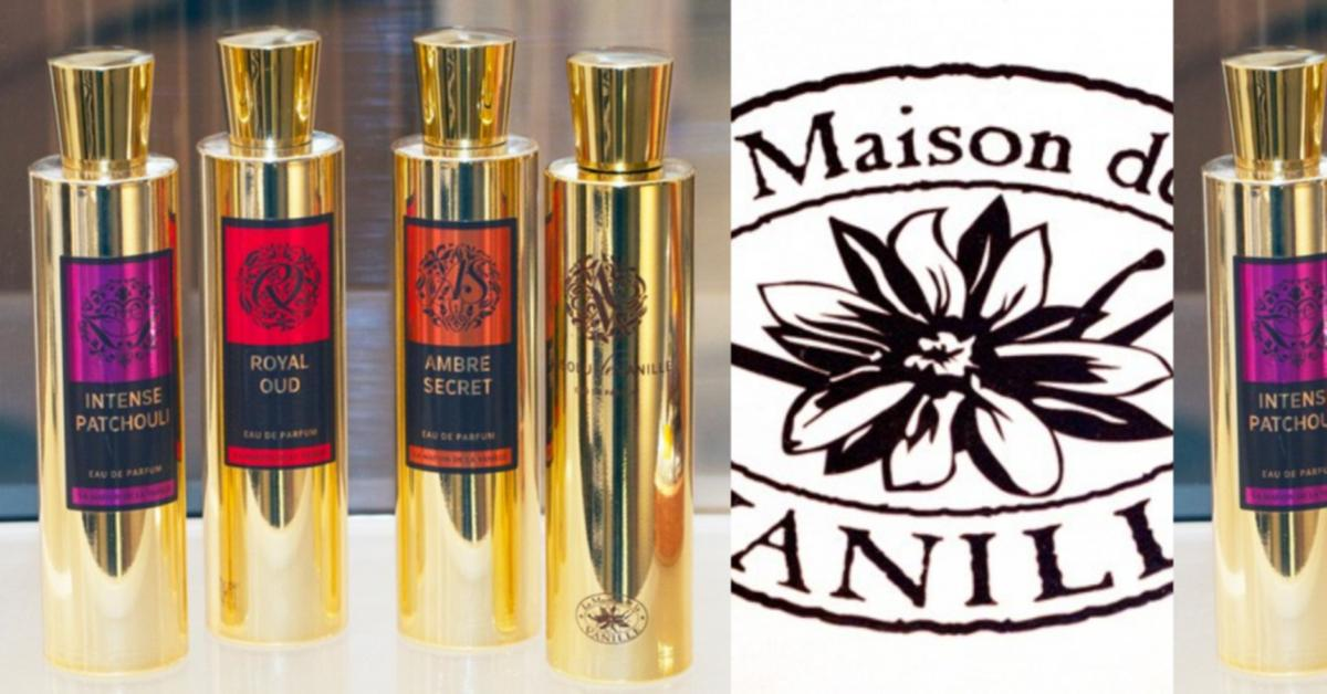 La maison de la vanille absolu collectie evenementen for Absolu de vanille la maison de la vanille