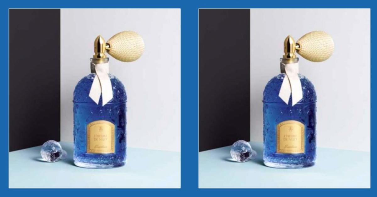l 39 heure de nuit de guerlain um novo perfume perfumaria. Black Bedroom Furniture Sets. Home Design Ideas