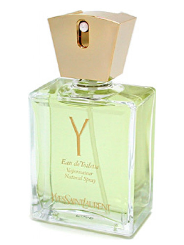 Y Yves Saint Laurent Perfume A Fragrance For Women 1964
