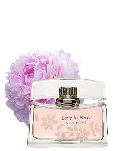 Love in Paris Fleur de Pivoine Nina Ricci perfume - a fragrance for women  2009 9b7dbfaad1