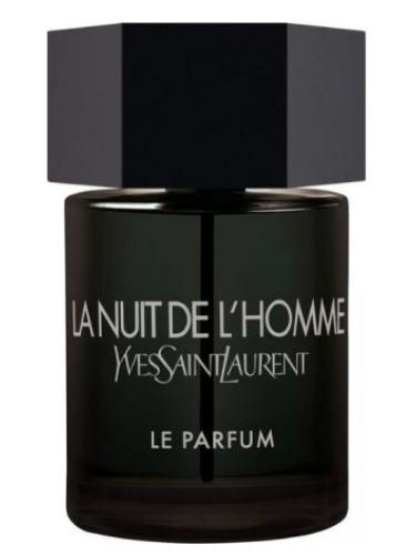 La Nuit De Lhomme Le Parfum Yves Saint Laurent Cologne A